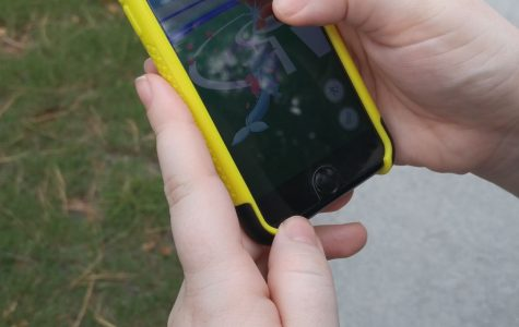 Pokemon Go Phenomena Keeps UNCW Students Active