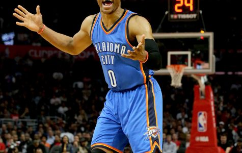 Westbrook continues to stuff stats night after night