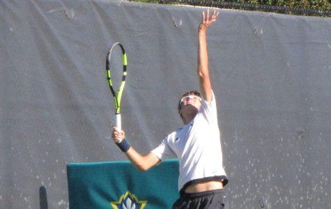 Fall recap: UNCW men's and women's tennis