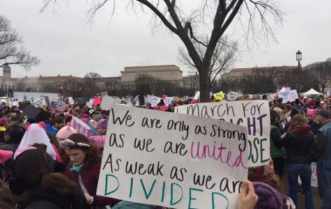 Women's March on Washington: Gathering in support of women, other minorities after Trump inauguration