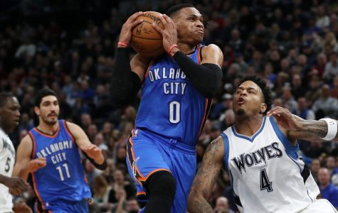 Westbrook snubbed as All-Star game starter