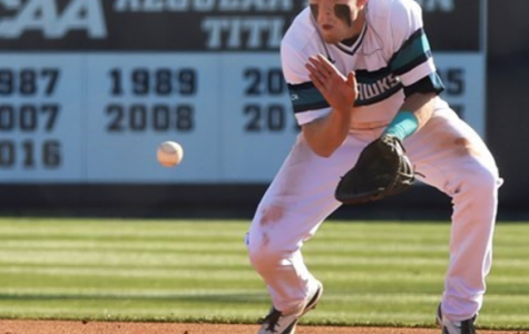 Diamond Hawks complete sweep of VCU in 10-1 rout