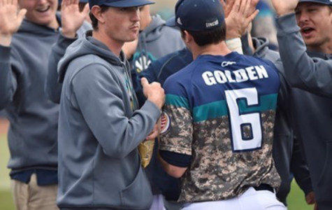 Baseball's Golden named CAA Player of the Week