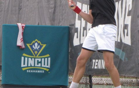 Men's tennis midseason review: Seahawks poised to make a CAA run