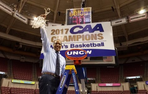 Champions again: UNCW hoops tops Charleston, 78-69, to secure back-to-back CAA titles