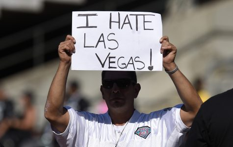 Shield Talk: it's 'Viva Las Vegas' for the Raiders