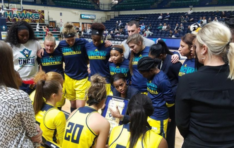 Harris resigns as UNCW women's coach