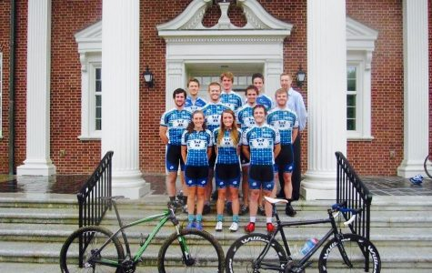 Cycling club gaining traction on and off campus