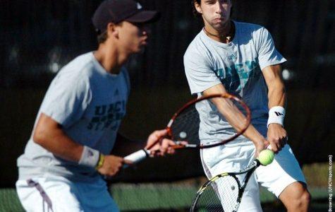 Hublitz duo thrives on tennis court