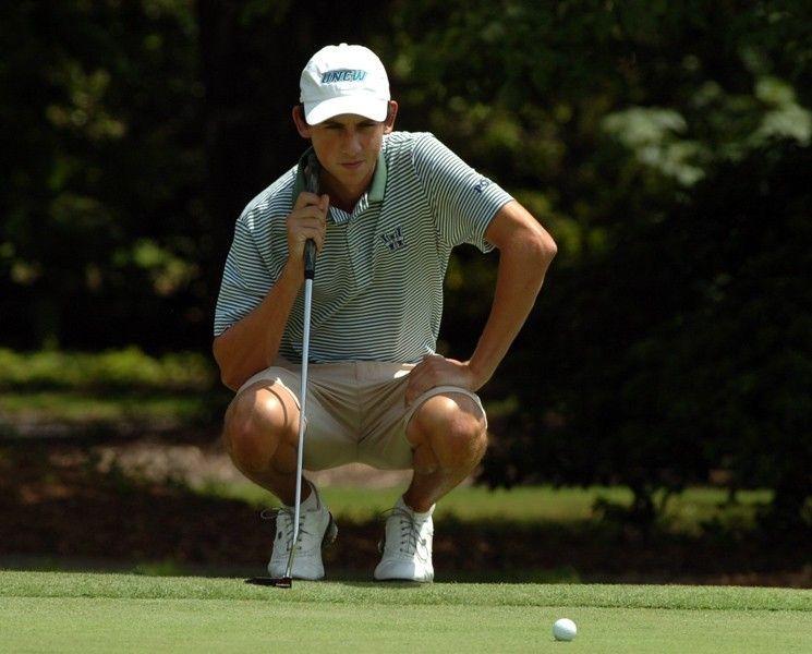 Thomas+Eldridge+at+the+Rod+Myers+Invitational+at+the+Duke+University+Golf+Club+last+weekend.%C2%A0