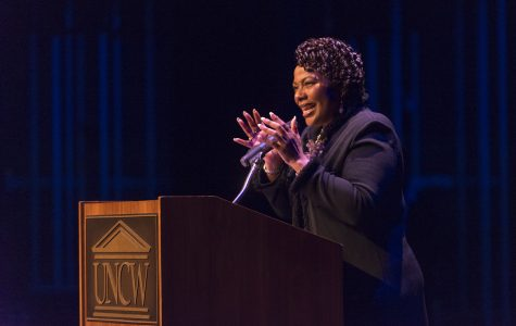 Bernice King's visit to UNCW makes impact on community members