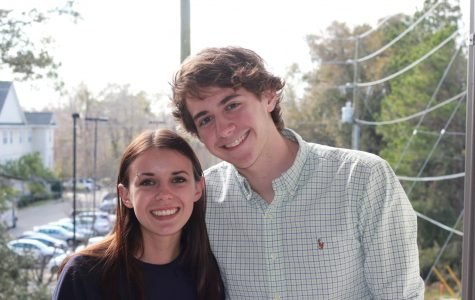 Jane Chiffriller prepares to campaign for UNCW Student Body President