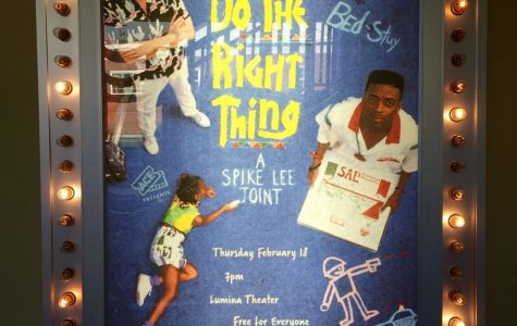 """Upperman Center screens """"Do the Right Thing"""" for Black History Month"""