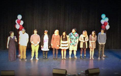 Talent shines at homecoming's Dub Idol