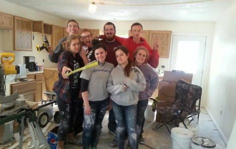 UNCW Habitat for Humanity to spend spring break serving Florida