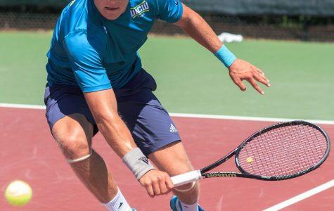 Santtu Leskinen named CAA Player of the Year in men's tennis