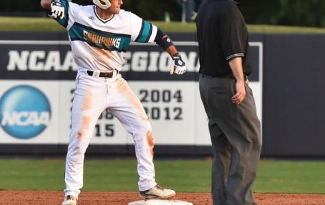Baseball's Thorburn named CAA Player of the Week
