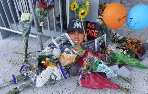 World mourns the loss of Jose Fernandez