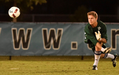 Men's soccer opens weekend with 3-0 win over Dayton