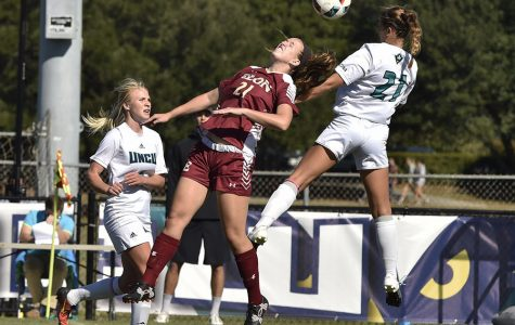 Waters leads UNCW in 2-1 OT win on Senior Day