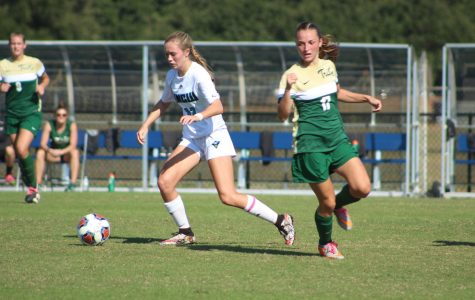 Lady Seahawks fall to Tribe in CAA quarters