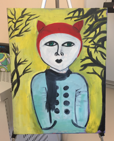 Art therapy comes to UNCW