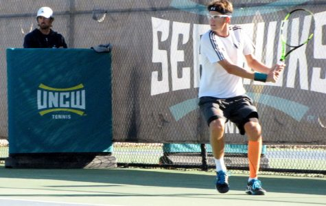 UNCW tennis alum Vaughn returns as assistant