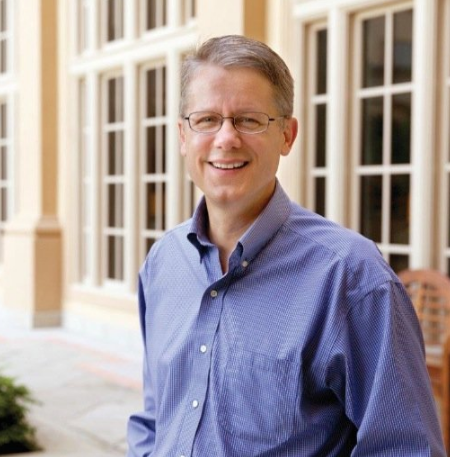 A screenshot of Dr. Adams Twitter profile picture.