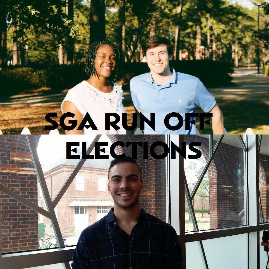 Both candidates will compete again for a short, three-day re-election for student body president, and this time write-in candidates will not be allowed.