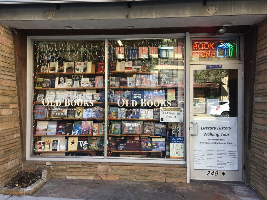 Old Books on Front Street hosts authors of new books