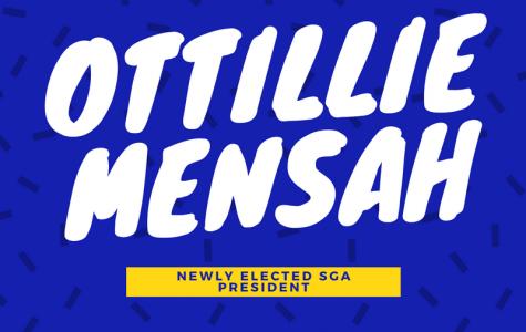 Ottillie Mensah announced SGA president for next school year
