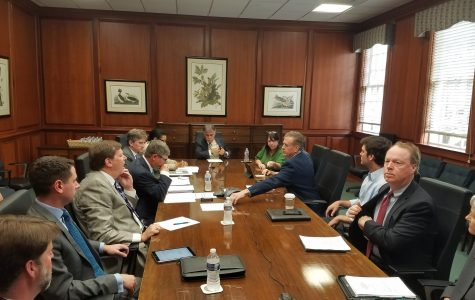 UNCW Board of Trustees confirms hire of C.B. McGrath