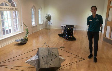 UNC Wilmington features five art exhibits in one night