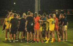 Women's soccer drops opener vs. Virginia, 2-0