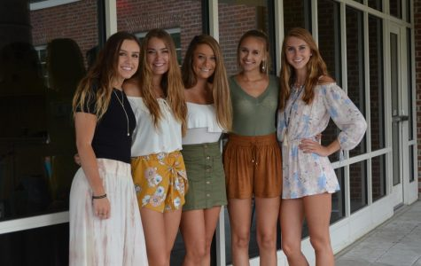 Running Home: UNCW Welcomes In New Pledge Classes for all Panhellenic Sororities