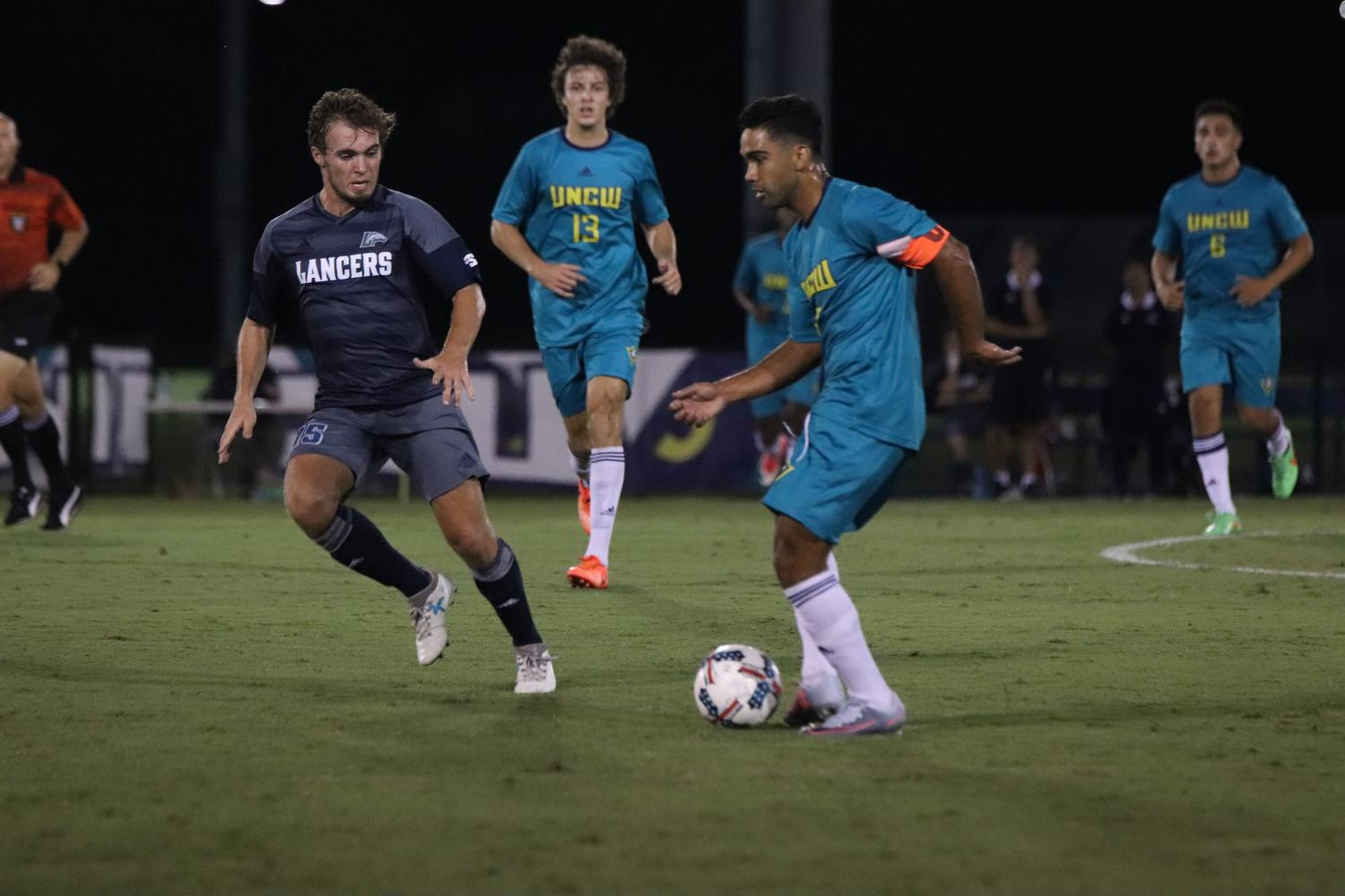 UNCW soars past Longwood with 2-0 win
