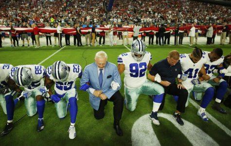 Shield Talk: Anthem protests open conflict between Trump, NFL