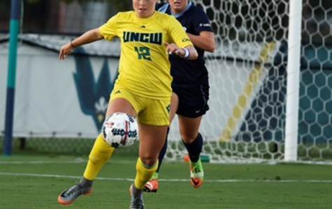 Women's soccer plays Old Dominion to 1-1 draw