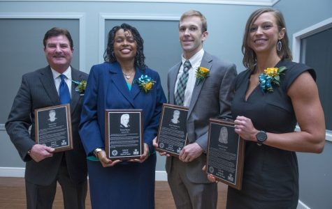 With nominations closed, UNCW preps for Athletic Hall of Fame ceremony