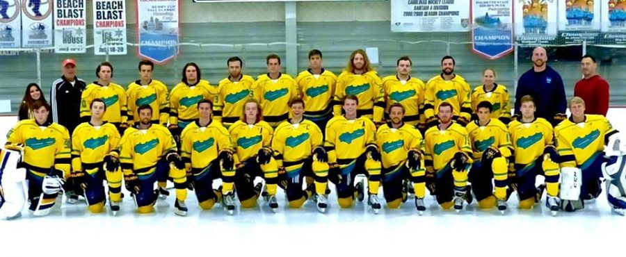 UNCW club hockey preps for season's first road trip