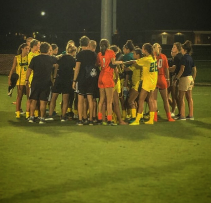 UNCW's season ends with 1-0 loss to Northeastern