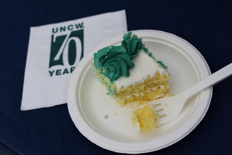 UNCW celebrates 70 years