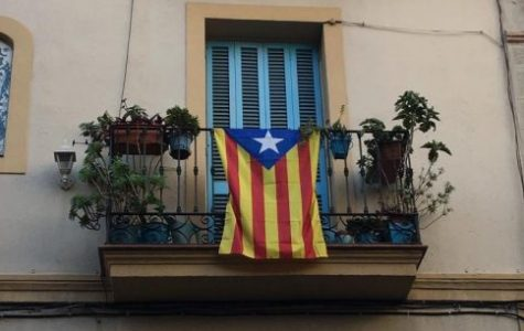 Spanish Catalan independence movement makes history tangible to UNCW students abroad