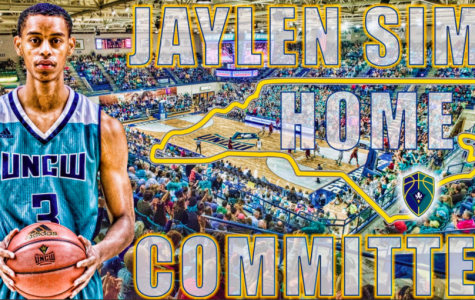 Charlotte's Jaylen Sims becomes second commit in UNCW basketball's 2018 class