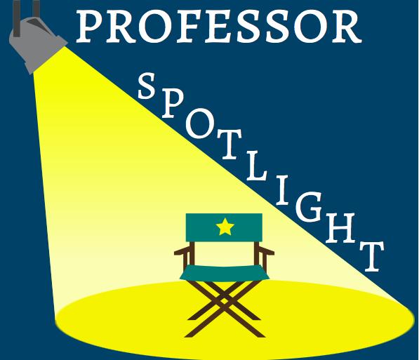 PROFESSOR SPOTLIGHT: Anthony (Tony) Atkins -- Department of English