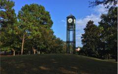 Campus landmarks series – The origins of the clocktower