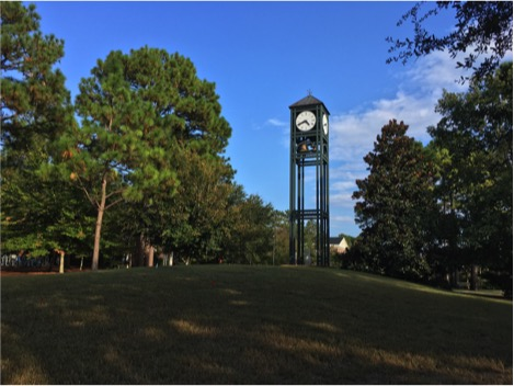 Campus landmarks series – The origins of the clocktower