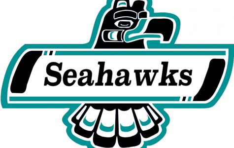 Seahawk hockey heading into winter break on a high note
