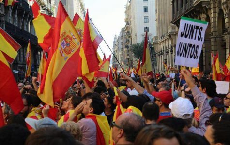 Chaos in Catalonia: finding yourself where you started