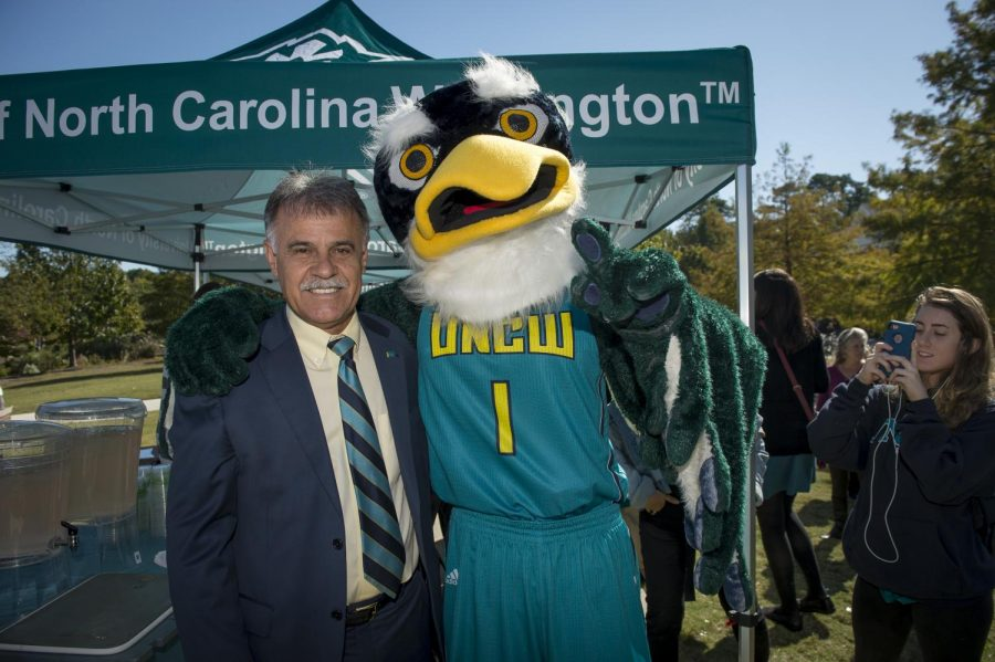 Chancellor Sartarelli told Black UNCW students the one thing he shouldn't have
